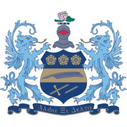 Alpha Xi Delta crest