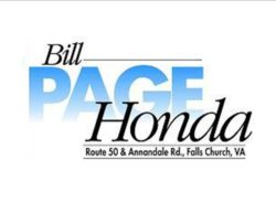 Bill Page Honda